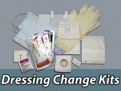 Iv start kits trinity sterile inc for Photo dressing change