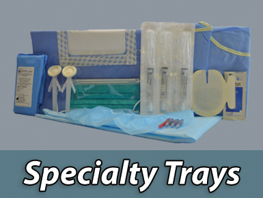 Specialty Trays