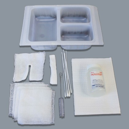 Tracheostomy Tray Product Number: 20129