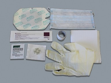 Dressing Change Tray Product Number: 81403 -  Case of  30