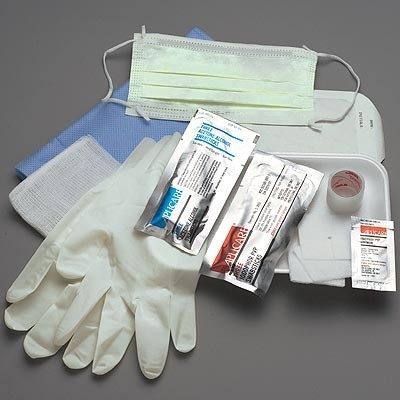 IV Catheter Dressing Tray Product Number: T96-1708