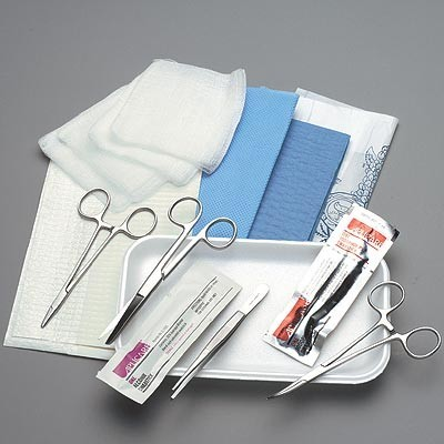 Wound Closure Tray Product Number: T96-1730