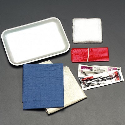Wound Closure Tray Product Number: T96-1759