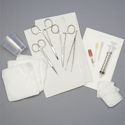 Wound Closure Tray Product Number: T96-4401