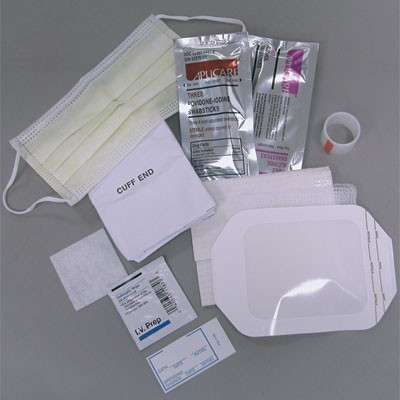 IV Start Tray Product Number: T96-4457