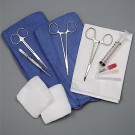 Facial Laceration Tray Product Number: T96-4386